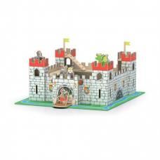 Игровой набор Viga Toys Деревянный замок 50310