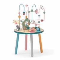 Игровой центр Viga Toys PolarB Столик с лабиринтом 44033