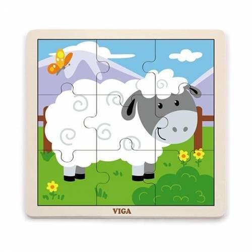 Пазл Viga Toys Овца 51437