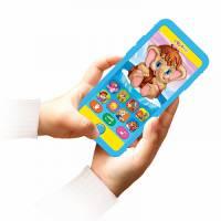 Развивающая игрушка Плеер Мой друг Мамонтенок Азбукварик
