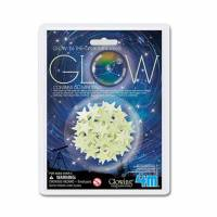 Игровой набор 4M Светящиеся наклейки Мини-звезды, 60 шт. 00-05221