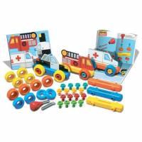 Игровой набор 4M Специальный транспорт 00-04694