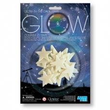 Игровой набор 4M Светящиеся наклейки Звезды, 16 штук 00-05210