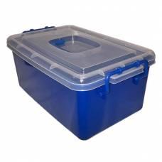 Контейнер пластиковый большой Gigo синий 1140BB