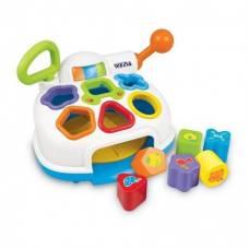 Музыкальная игрушка Сортер Weina 2002