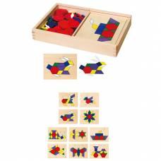 Деревянная игрушка  Игрушка Viga Toys Мозаика 50029