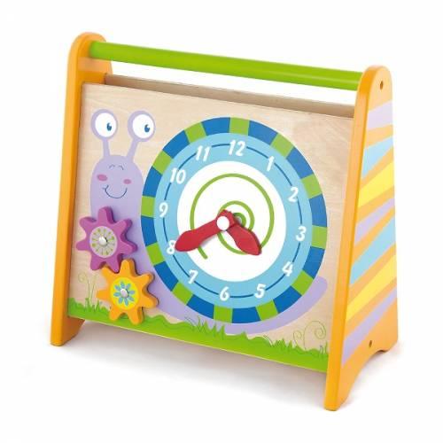 Деревянная игрушка  Игрушка Viga Toys Часы 50063