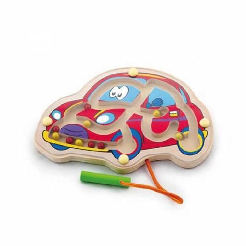 Деревянная игрушка  Лабиринт Viga Toys Машина 50163