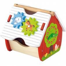 Деревянная игрушка  Игрушка Viga Toys Веселая ферма 50533