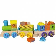 Деревянная игрушка  Игрушка Viga Toys Поезд 50572