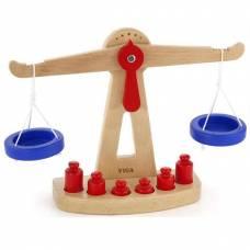 Деревянная игрушка  Игровой набор Viga Toys Весы 50660