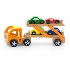 Деревянная игрушка  Игрушка Viga Toys Автотрейлер 50825
