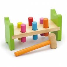Деревянная игрушка  Игрушка Viga Toys Забей гвоздик 50827VG
