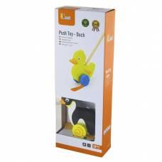 Деревянная игрушка  Игрушка-каталка Viga Toys Пингвин 50962