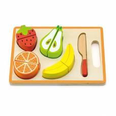 Деревянная игрушка  Игровой набор Viga Toys Фрукты 50978