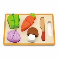 Деревянная игрушка  Игровой набор Viga Toys Овощи 50979