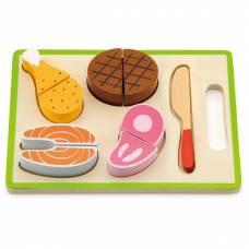 Деревянная игрушка  Игровой набор Viga Toys Пикник 50980