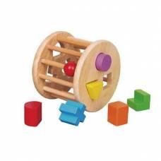 Деревянная игрушка  Сортер Viga Toys Цилиндр 54123VG