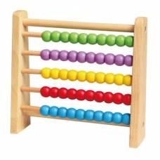 Деревянная игрушка  Развивающая игрушка Viga Toys Счеты 54224
