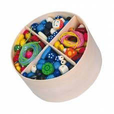 Деревянная игрушка  Игрушка Viga Toys Деревянные бусинки 56002