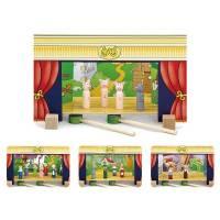 Деревянная игрушка  Игровой набор Viga Toys Театр 56005
