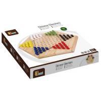 Деревянная игрушка  Игра Viga Toys Китайские шашки 56143