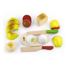 Деревянная игрушка  Игровой набор Viga Toys Продукты 56219
