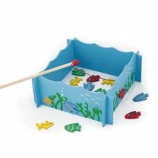 Деревянная игрушка  Игровой набор Viga Toys Рыбалка 56305