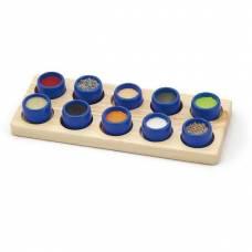 Деревянная игрушка  Набор для обучения Viga Toys Фактуры 58483
