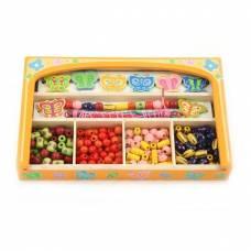 Деревянная игрушка  Набор для творчества Viga Toys Бабочки 58550