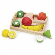 Деревянная игрушка  Игрушка Viga Toys Фрукты 58806
