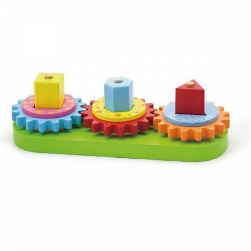 Деревянная игрушка  Игрушка Viga Toys Шестеренки 59611