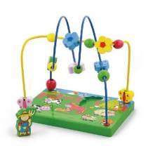 Деревянная игрушка  Лабиринт Viga Toys Ферма 59664
