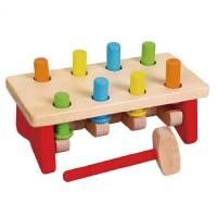 Деревянная игрушка  Игрушка Viga Toys Забей гвоздик 59719
