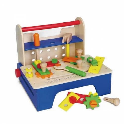 Деревянная игрушка  Игрушка Viga Toys Ящик с инструментами 59869