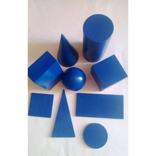Набор геометрических фигур KOMAROVTOYS А 371 d40