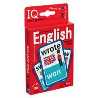 Умные игры с картами. Английские неправильные глаголы. Уровень 1  Айрис-пресс 978-5-8112-5956-4