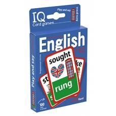 Умные игры с картами. Английские неправильные глаголы. Уровень 2  Айрис-пресс 978-5-8112-5957-1
