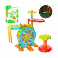 Игрушка Hola Toys Барабанная установка 666