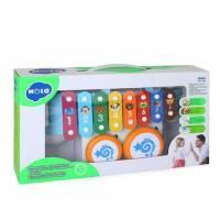 Игрушка Hola Toys Ксилофон-радуга 909