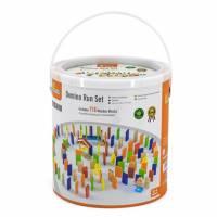 Игровой набор Viga Toys Домино, 116 элементов 51620