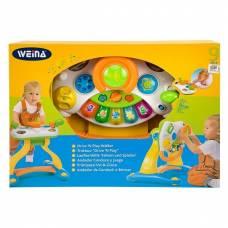 Игровой центр ходунки-каталка Weina 2084