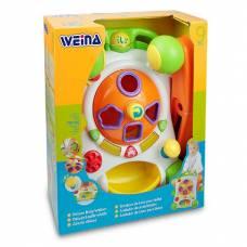 Ходунки-каталка Weina развивающий центр Делюкс 2122