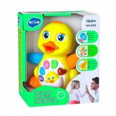Игрушка Hola Toys Желтый утенок 808