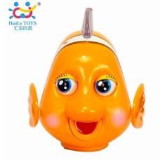 Игрушка Huile Toys Рыбка-клоун 998