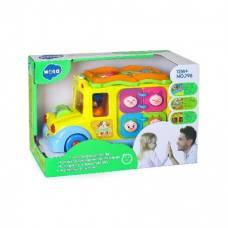 Игрушка Hola Toys Школьный автобус 796