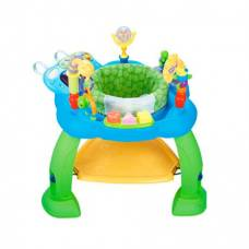 Игровой развивающий центр Hola Toys Музыкальный стульчик, голубой 696-Blue