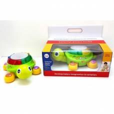 Игрушка-сортер Huile Toys Черепаха 596