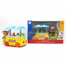 Игрушка Huile Toys Тележка с мороженым 6101