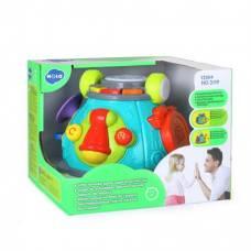 Игрушка Hola Toys Капсула караоке 3119